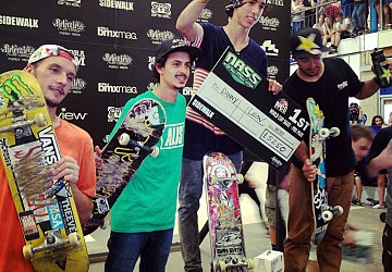 Danny Leon takes the win at NASS 2013!
