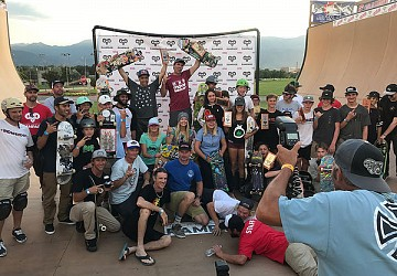 Rocky Mountain Rampage 2017 Results